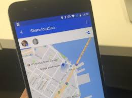 Google Maps update