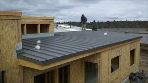 Metal Flat Roofing Provider